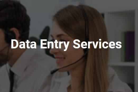 Portfolio for Data Entry & Call Centre Services