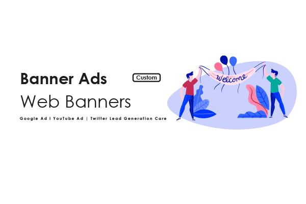 Portfolio for Banner Ads   Custom Web Banners