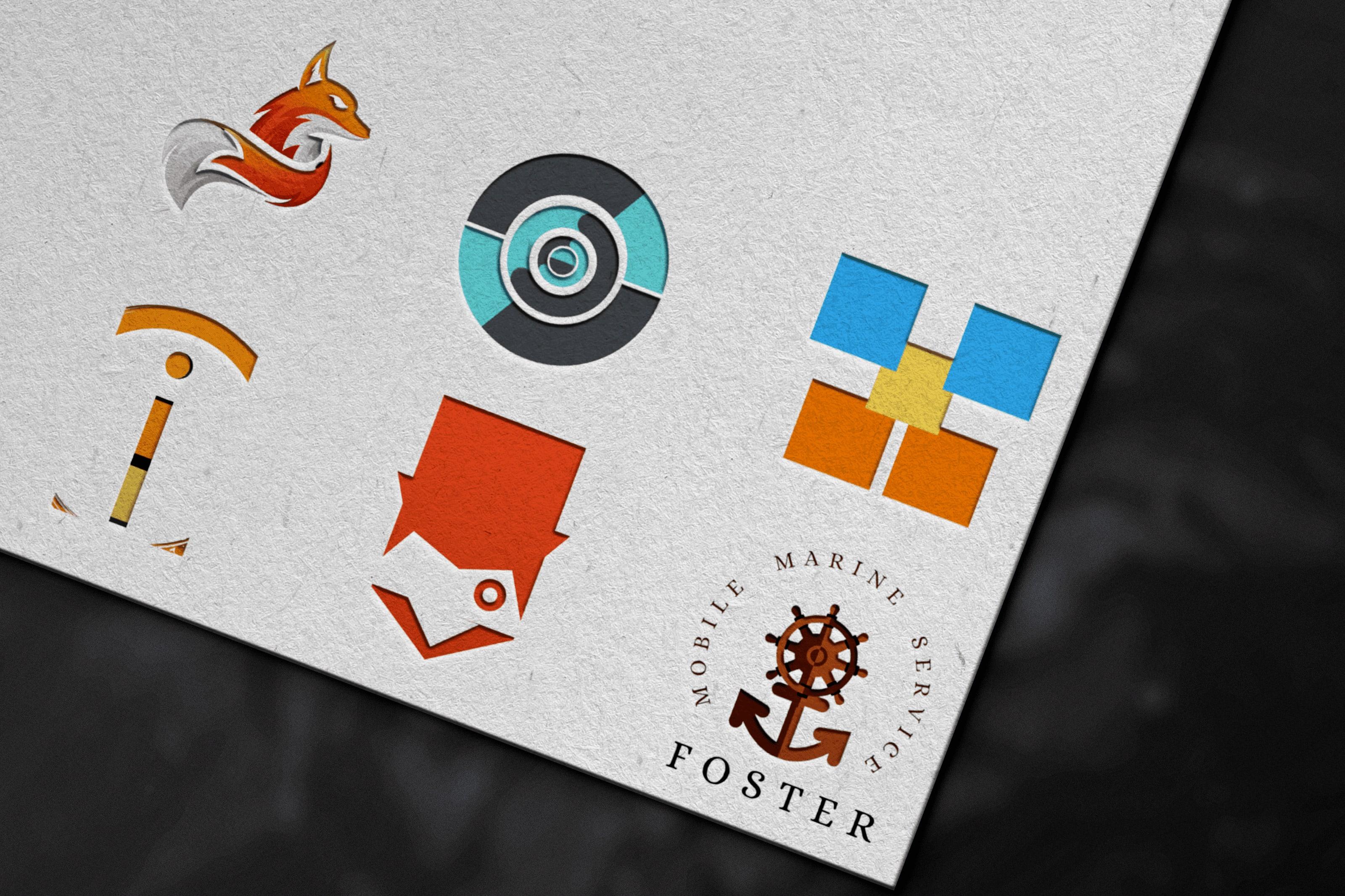 Portfolio for Logos and Branding