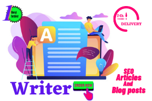 Portfolio for Article and blog writer and editor