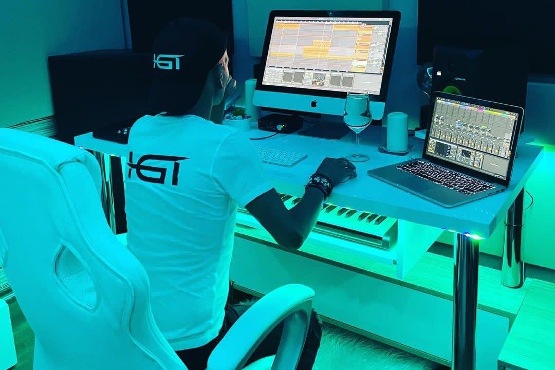 Portfolio for Music Production/Mixing mastering