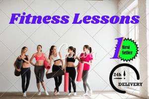 Portfolio for Health, Nutrition & Fitness