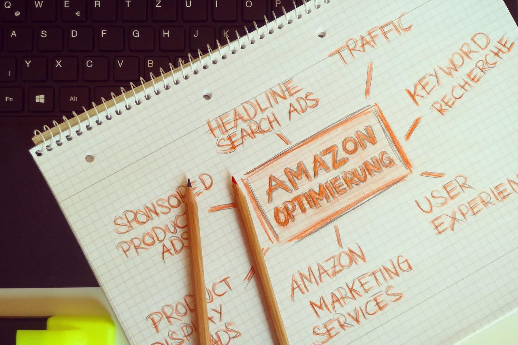Portfolio for Merch by Amazon Keyword Research
