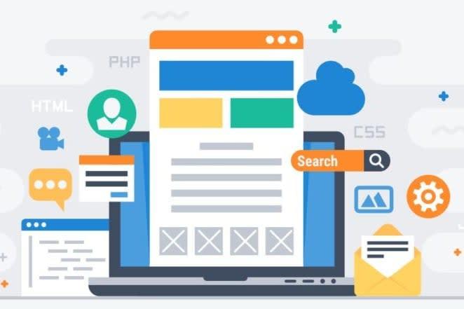 Portfolio for Web And Mobile- Full Stack Development
