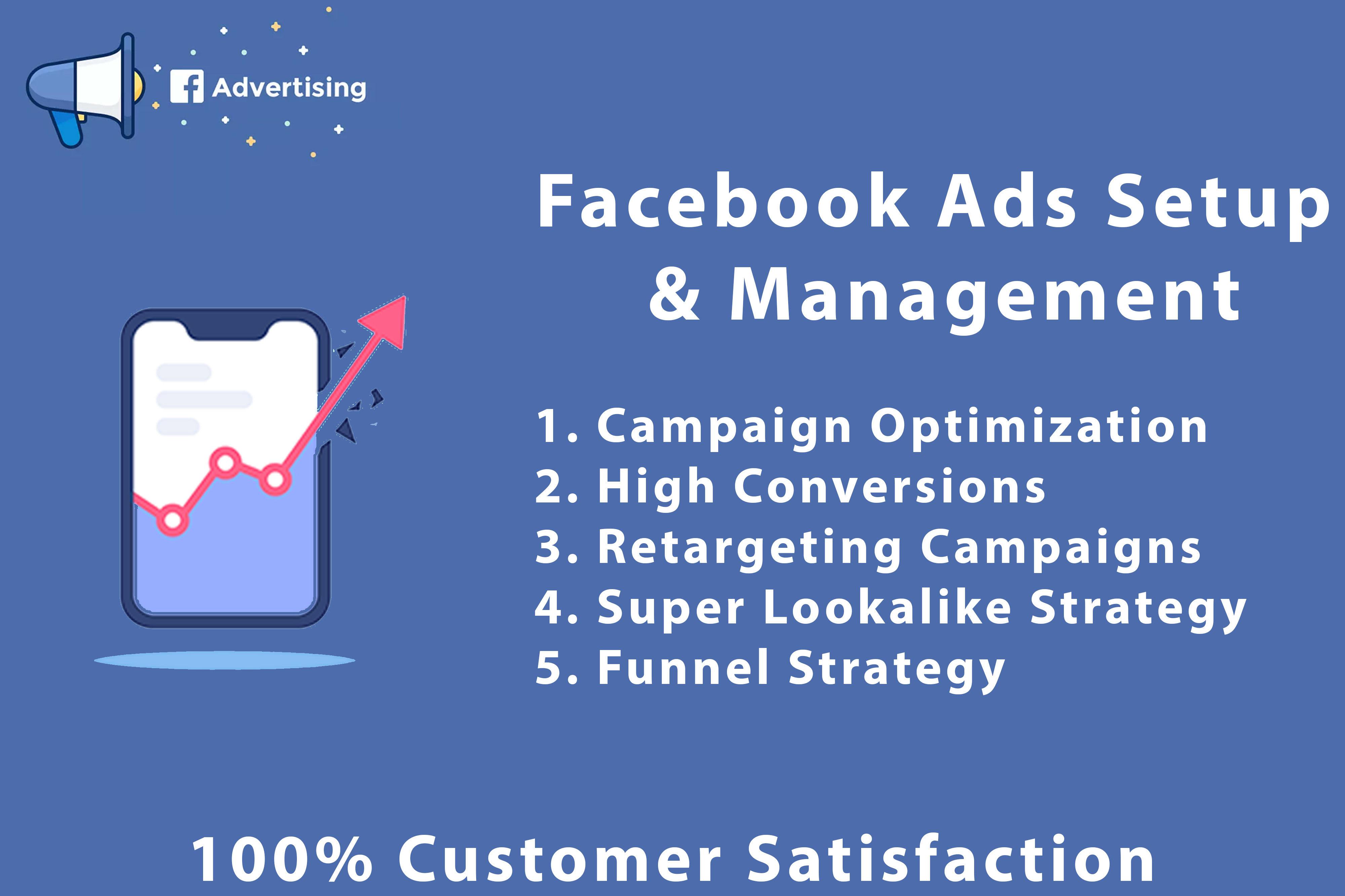 Portfolio for Facebook Advertising