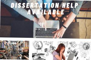 Portfolio for Dissertation Writing Services