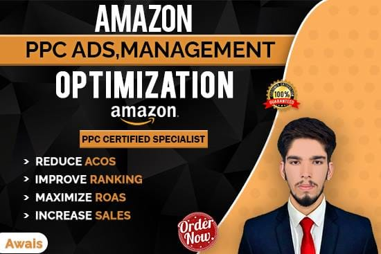 Portfolio for Amazon FBA Expert || amazon ppc manager