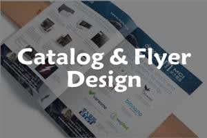 Portfolio for Catalog/Flyer/Brochure Design