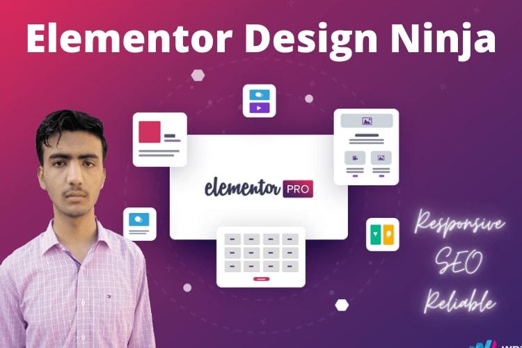Portfolio for Elementor Pro|Expert|Designer|Developer