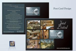 Portfolio for Direct Mail Pieces