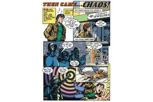Portfolio for Comic Strip