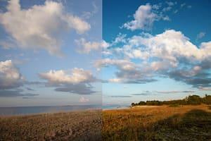 Portfolio for RAW photo development
