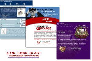 Portfolio for HTML Email AD