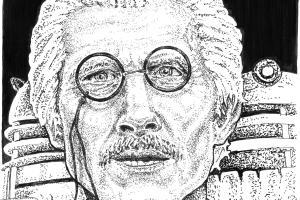 Portfolio for Ink Illustration