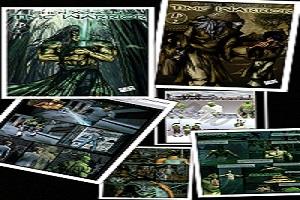 Portfolio for Comic Strip/ Comic Book Art