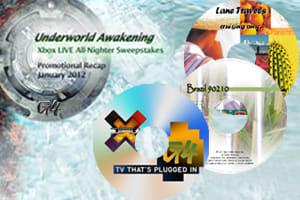 Portfolio for DVD Authoring