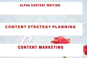Portfolio for Content Writing