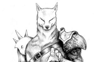 Portfolio for Digital illustration and Drawing Art