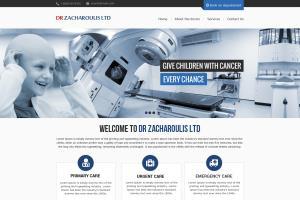 Portfolio for Web Design and Developement