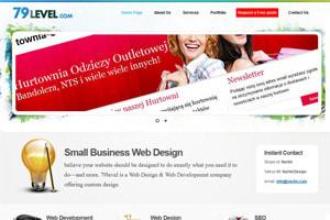 Portfolio for Drupal 7 Website
