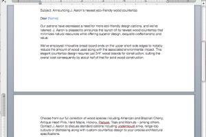 Portfolio for Information Technology (IT) Copywriting