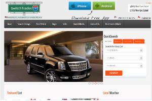 Portfolio for Automobile Web portal