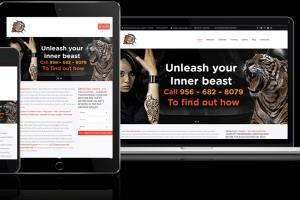 Portfolio for Mobile Friendly Site Integration