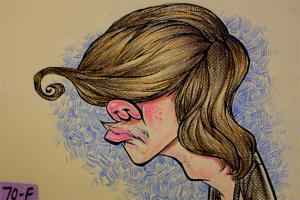 Portfolio for Caricature Art