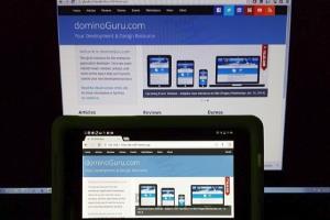 Portfolio for IBM Lotus Notes Client App Modernization