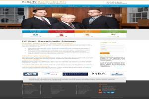 Portfolio for Parallax Scroll Website Design & Develop