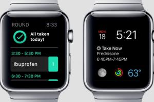 Portfolio for Apple Wearable Apps Development