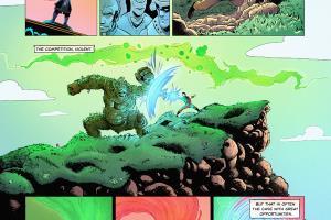 Portfolio for Comics and Sequential Art