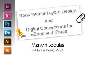 Portfolio for eBook and Kindle Formatter