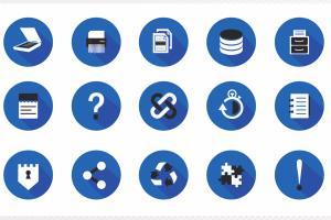 Portfolio for Icon design- Apps  Web  Software