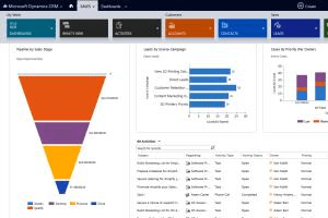 Portfolio for Dynamics CRM Development and Integration