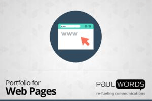 Portfolio for Articles, Blogs, eBooks, PRs & Web Copy