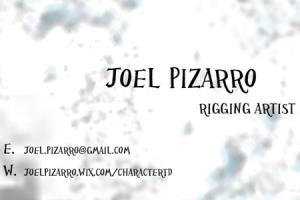 Portfolio for 3D Models/ Character Rigging