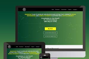 Portfolio for CMS website