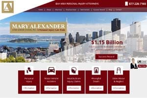 Portfolio for Law Firm Responsive Website Design
