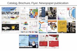 Portfolio for Flyer & Other Creatives - Newspaper