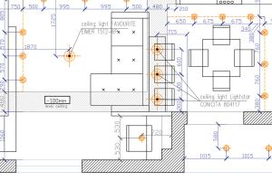 Portfolio for Design of plan and site plan