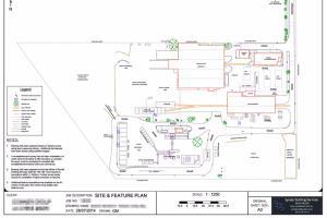 Portfolio for Site Surveying and plan preparation