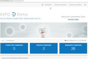Portfolio for Social Media/Email Marketing- Salesforce