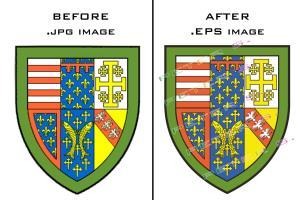 Portfolio for Image to vector