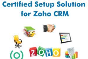Portfolio for Solution for Zoho CRM