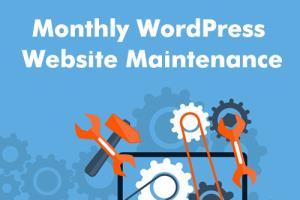 Portfolio for Monthly WordPress Website Maintenance