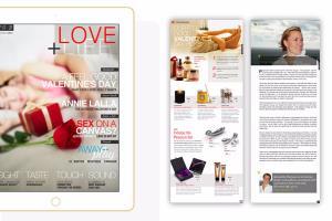 Portfolio for Magazines, Books