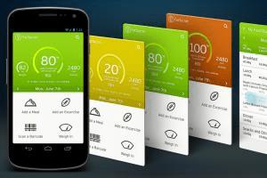 Portfolio for Business mobile app development