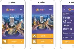 Portfolio for I-Phone/iOS/Ipad application development