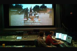Portfolio for Audio mix/Sound mix (music and cinema)